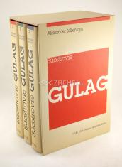 Súostrovie Gulag - Najväčšie a najsilnejšie svedectvo o politickom režime, aké sa v modernej dobe objavilo
