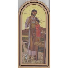 Obraz na plátne: Sv. Jozef s Ježiškom
