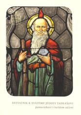 Deviatnik k svätému Júdovi Tadeášovi pomocníkovi v každom súžení