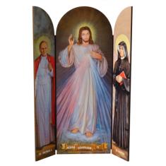 Oltárik: Ježišu dôverujem Ti