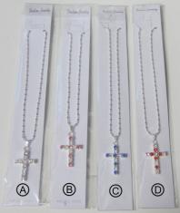 Retiazka s príveskom - krížik