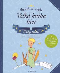 Malý princ: Veľká kniha hier - Nakresli mi ovečku