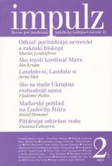 Impulz 2/2015 - Revue pre modernú katolícku kultúru
