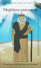 Biblické kvarteto: Mojžišovo putovanie