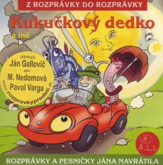 CD - Kukučkový dedko a iné