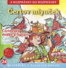 CD - Čertov mlynček, Čertovský dedko a figliari, Čertove husle