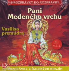 CD - Pani Medeného vrchu, Vasilisa premúdra