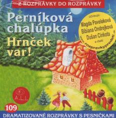 CD - Perníková chalúpka, Hrnček var!
