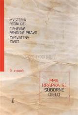 Mysteria Regni Dei, Cirkevné rehoľné právo, Zasvätený život