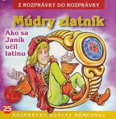 CD - Múdry zlatník, Ako sa Janík učil latinu