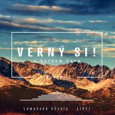 CD - Verný si! - Lámačské Chvály - LIVE!