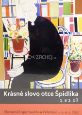 DVD: Krásné slovo otce Špidlíka – 1. a 2. díl - Slovanská spiritualita a Velehrad - 1. a 2. část