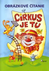 Cirkus je tu - Obrázkové čítanie