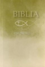 Evanjelická Biblia - vrecková (zelená)
