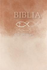 Evanjelická Biblia - vrecková (hnedá)