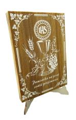 Obraz na dreve: Pamiatka na prvé sv. prijímanie