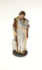 Soška: Dobrý pastier - 14 cm (1354)