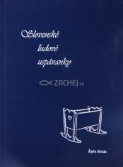 Slovenské ľudové uspávanky - kniha + 2 CD