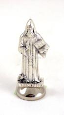 Soška kovová: Sv. Benedikt
