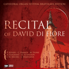 CD: Recital of David di Fiore
