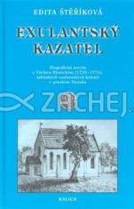Exulantský kazatel - Biografická novela o Václavu Blanickém (1720-1774), zakladateli exulantských kolonií v pruském Slezsku