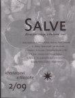 Salve - Revue pro teologii a duchovní život 2/09 - Křesťanství a filosofie 2/09