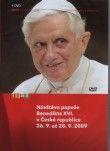 DVD - Návštěva papeže Benedikta XVI. v České republice