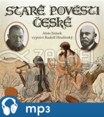 CD - Staré pověsti české (mp3)