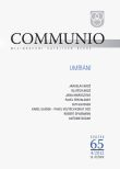 Communio 4/2012 - Umírání - Mezinárodní katolická revue 16. ročník - svazek 65