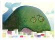 Přání - Velryba (zahrada)