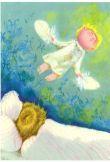 Přání - Andělíček (zlatý věk)