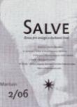 Salve - Revue pro teologii a duchovní život 2/06 - Maritain
