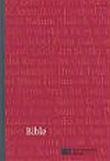 Bible (kat. č. 1158) - měkká, červená, s klopnami, 115x152 - Český ekumenický překlad, včetně deuterokanonických knih