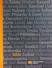 Bible (kat. č. 1157) - měkká, antracitová, s klopnami 115x152 - Český ekumenický překlad, včetně deuterokanonických knih