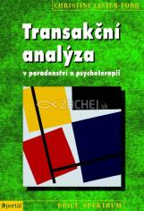 Transakční analýza - v poradenství a psychoterapii