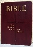 Česká synoptická Bible (kat. č. 1202/K) měkká, umělá kůže, 155x215 - Český ekumenický překlad / Bible kralická