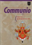 Communio 3/2009 - Pocta Benediktovi XVI. - Mezinárodní katolická revue 13. ročník