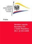 Návštěva papeže Benedikta XVI. - Praha