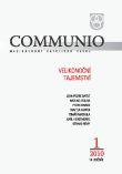 Communio 1/2010 - Velikonoční tajemství - Mezinárodní katolická revue 14. ročník