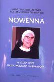 Novéna se služebnicí Boží Matkou Vojtěchou Hasmandovou SCB (polsky)