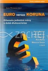Euro versus Koruna - Dilemata jednotné měny vdobě dluhové krize