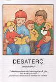 Omalovánky - Desatero