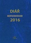 Diář 2016 s liturgickým kalendářem - velký