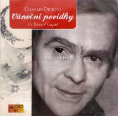 2 CD - Vánoční povídky - Vypráví Eduard Cupák