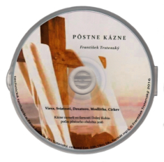 CD - Pôstne kázne (mp3)