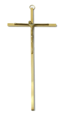 Kríž: kovový - 20 cm (01080)
