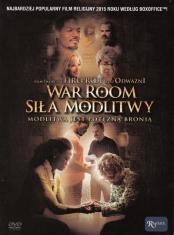 DVD - War Room (Válečný kabinet) - Český, anglický, poľský dabing