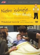 DVD: Niebo istnieje (Nebe existuje) - Český, anglický, poľský dabing