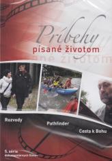 DVD - Príbehy písané životom 5. séria - dokumentárne filmy