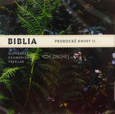 CD: Biblia - Prorocké knihy II. (mp3) - Slovenský ekumenický preklad
